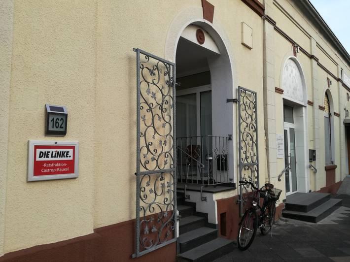 Fraktionsbüro Die Linke, Castrop-Rauxel