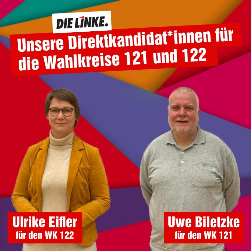Direktkandidaten Die Linke